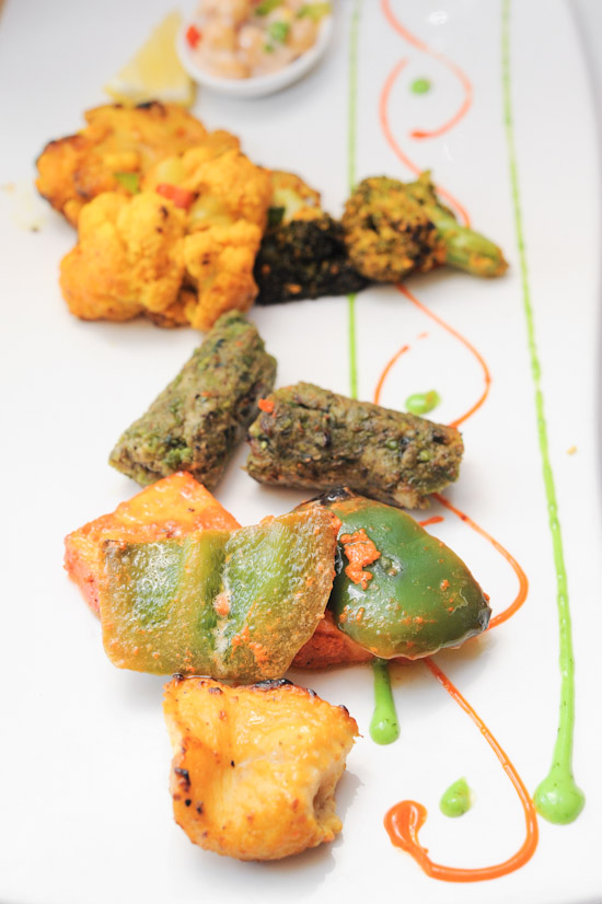 Indian appetisers
