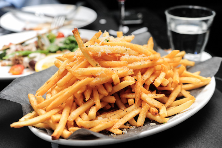 PS Truffle Fries