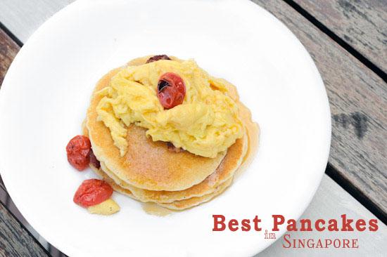 Singapore Best Pancakes
