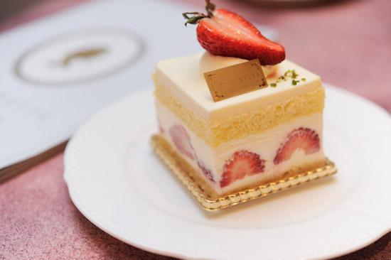 Antoinette Strawberry Shortcake