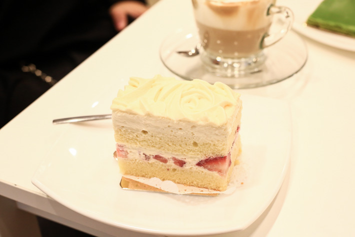 Ciel Patisserie Strawberry Shortcake