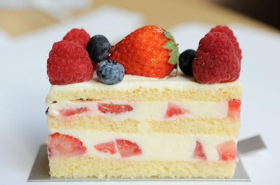 Mezza9 Strawberry Shortcake