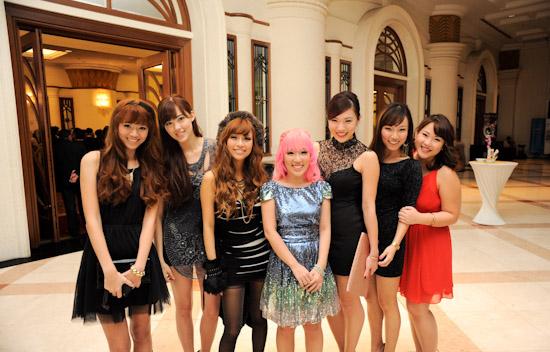 Napbas group photos