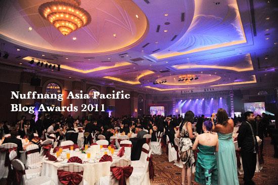 Nuffnang Blog Awards