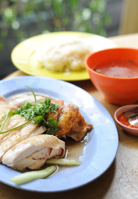 Chin Chin Chicken Rice