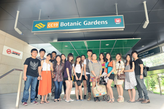 Circle Line outing