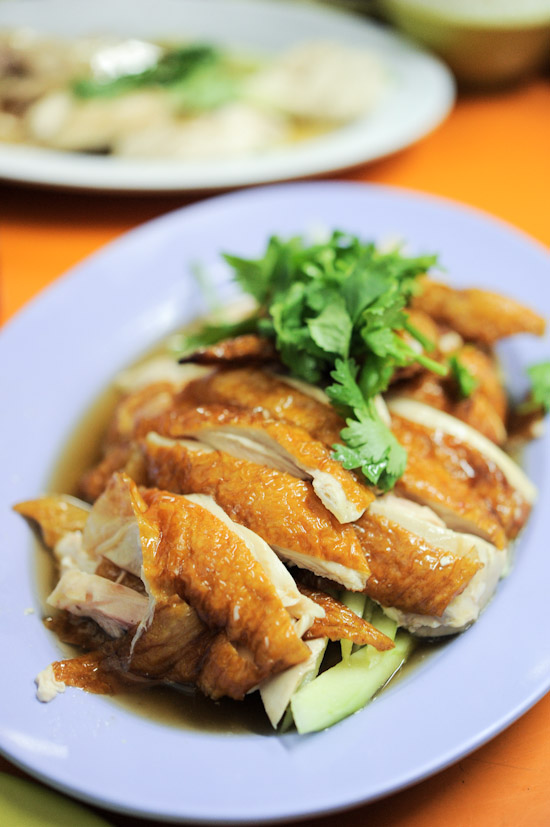 Hainanaese Chicken Rice