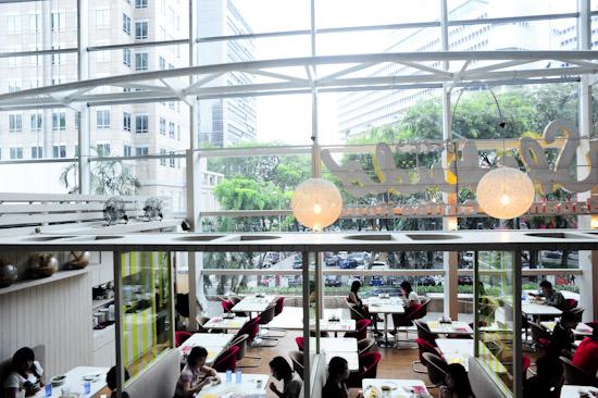 Cineleisure restaurants