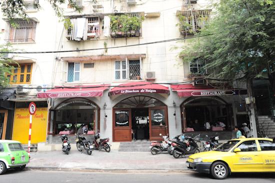 Le Bouchon De Saigon