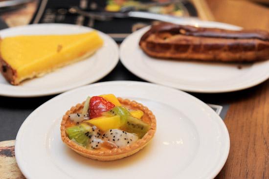 Paul Bakery Desserts