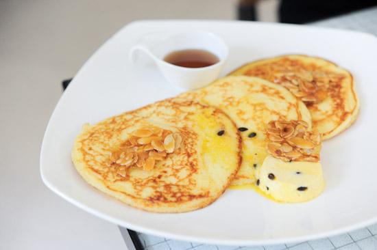 Ricotta Pancakes