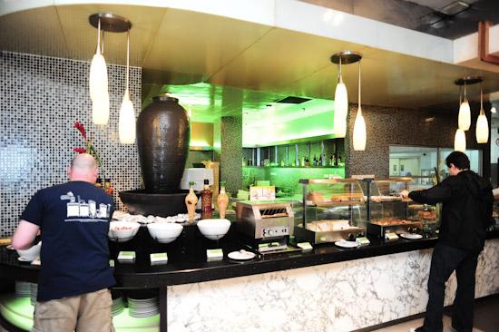 Coffee Terrace Buffet
