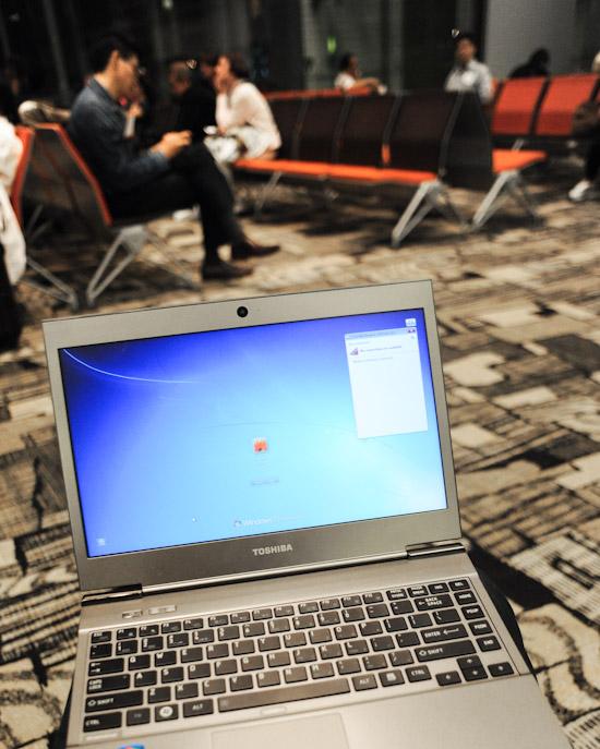 Toshiba Portege Ultrabook