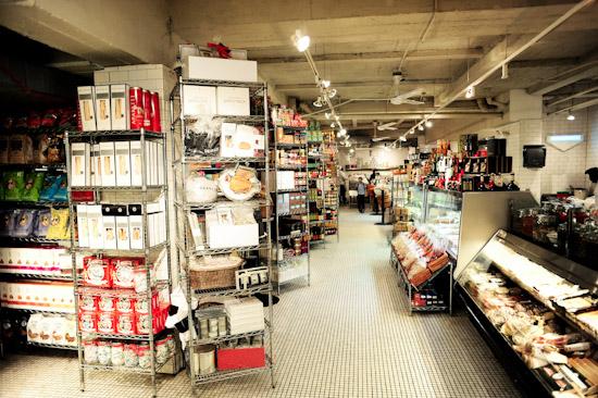 Dean Deluca Madison Store