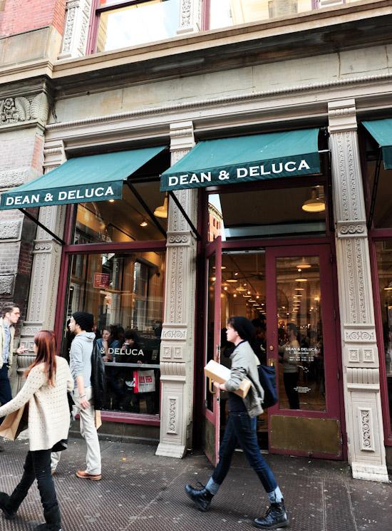 Dean Deluca NYC