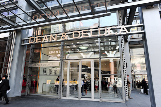 Dean Deluca NYT