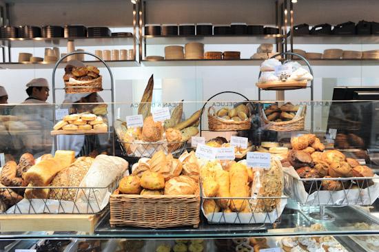 Dean Deluca Bakery