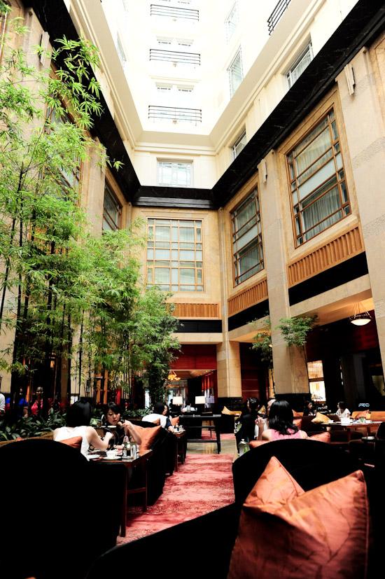 Courtyard Fullerton Hotel