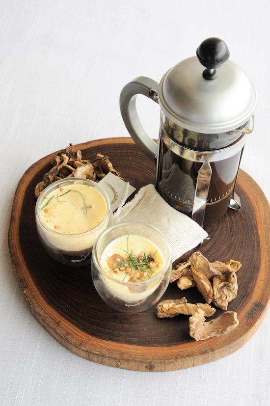 Jaan Mushroom Soup