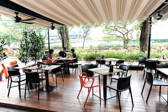 Kith Cafe Park Mall