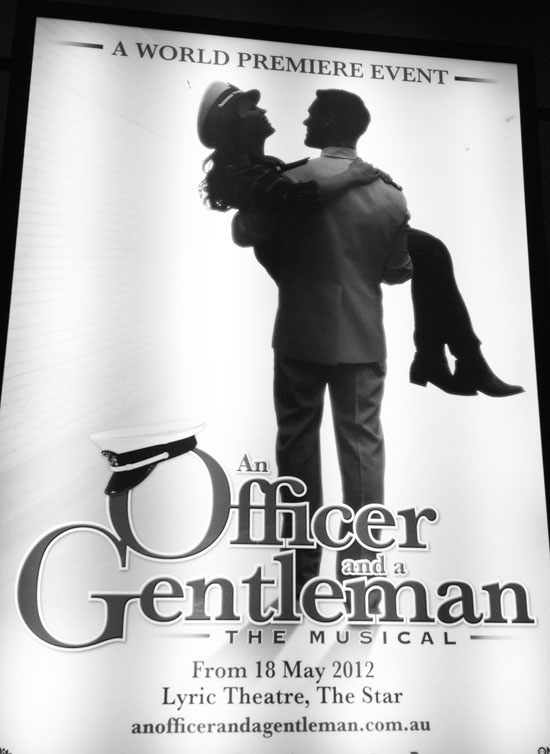Officer and gentleman