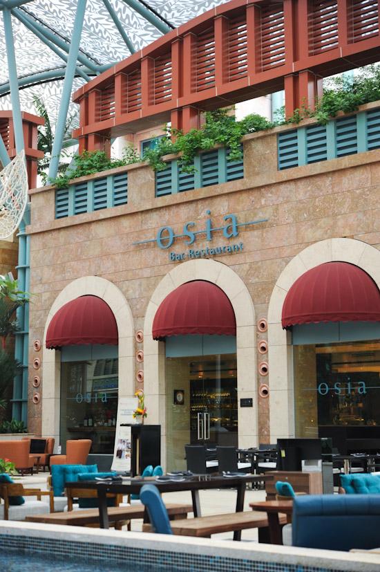 Osia Restaurant