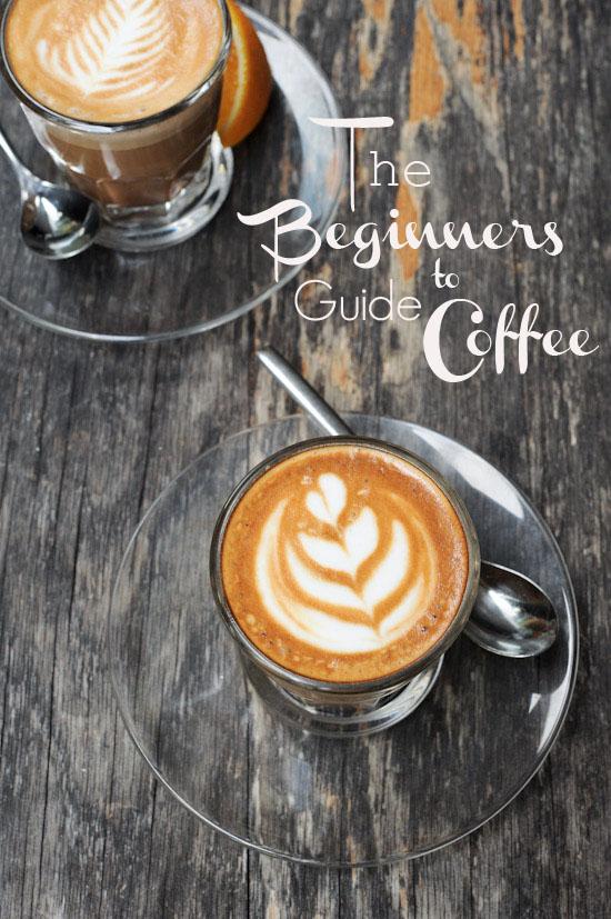 Beginners Coffee Guide