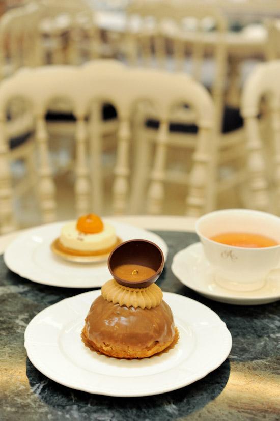 Religieuse Cafe Caramel