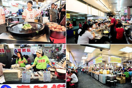 Shilin underground market
