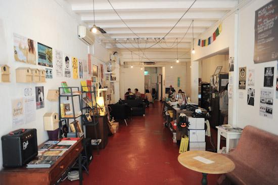 The Pigeonhole Cafe