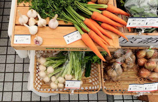 Tokyo Farmers Market