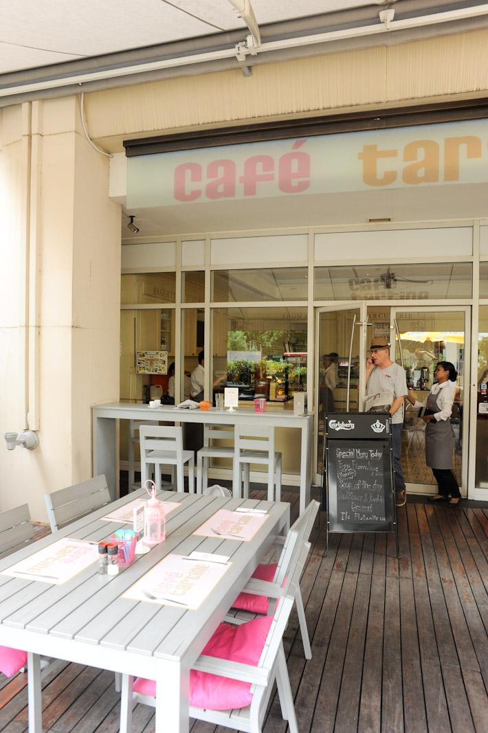 Cafe Tartine