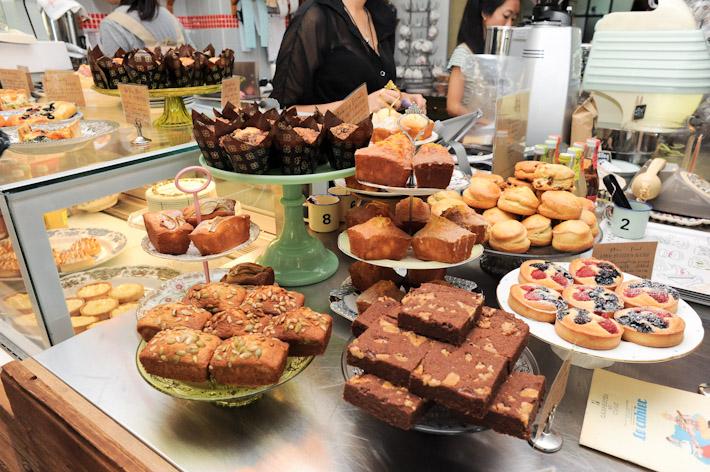 Desserts Cafe