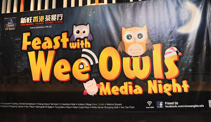 Feast with Wee Owls Contest