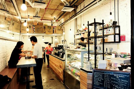 Smitten Cafe