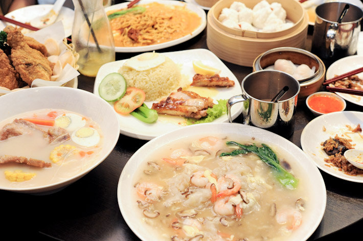 Xin Wang Cafe