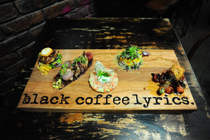 Black Coffee Lyrics Cafe
