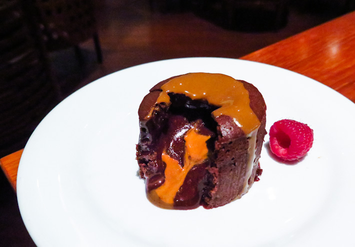 Chocolate & Praline fondant