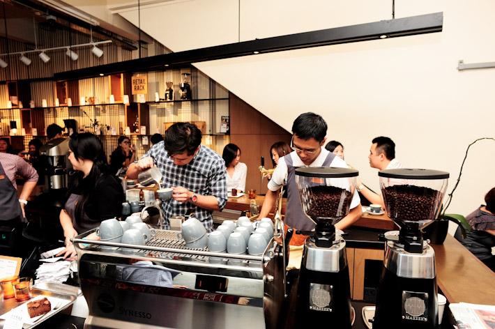 Coffee Baristas