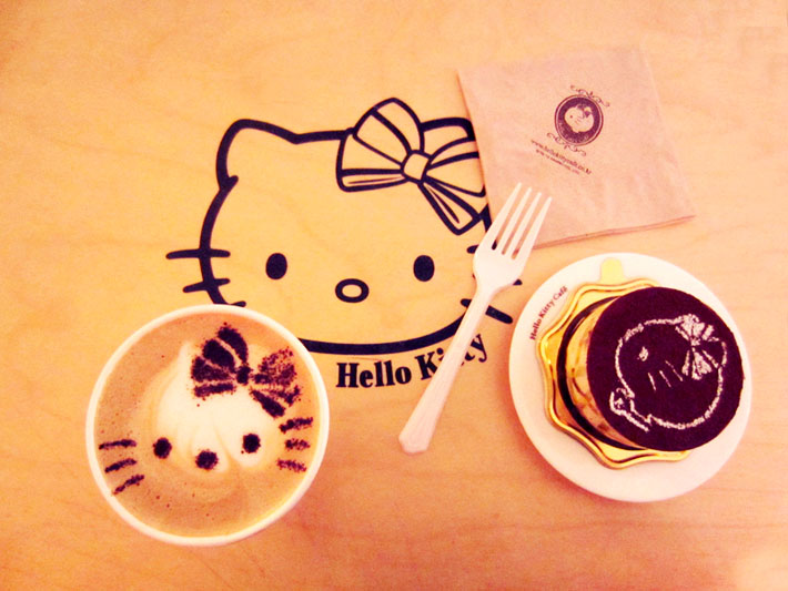 HelloKitty Cafe
