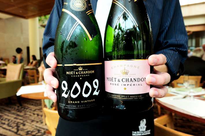 Moet and Chandon