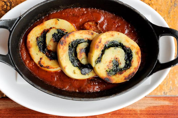Pan-Seared Gnocchi