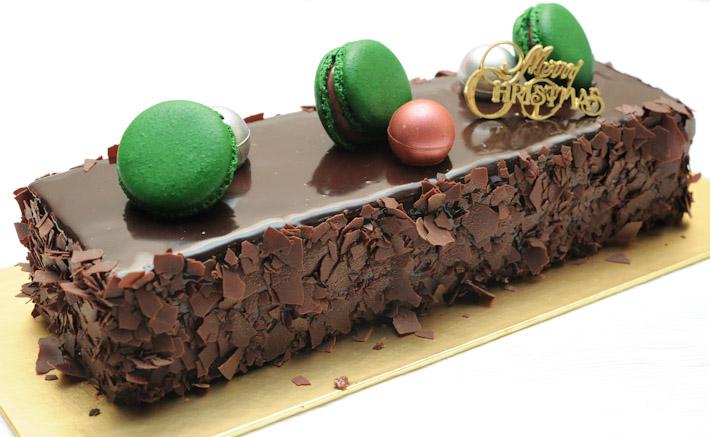 Bakerzin Log Cake