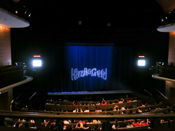 Hansel & Gretel Drama Centre Theatre