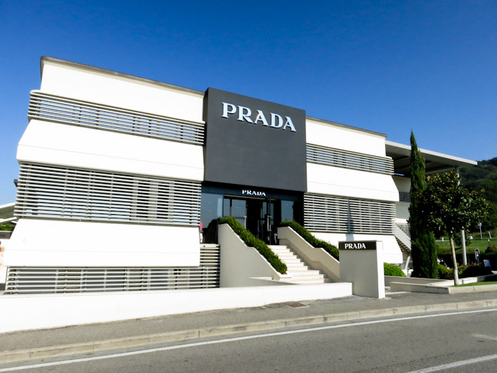 Prada Factory Outlet