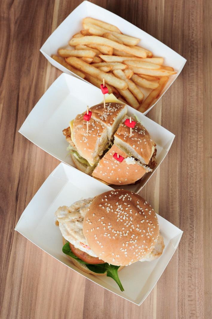 Grillado Burgers