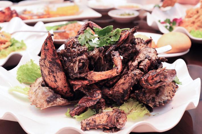 Long Beach Black Pepper Crab