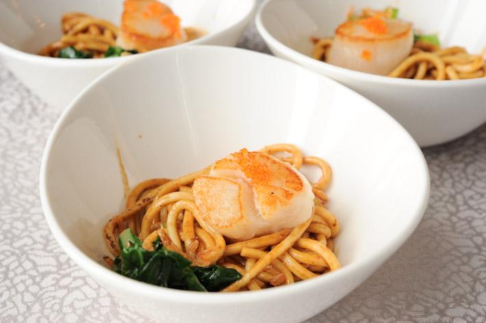 Mashed Fish Noodle