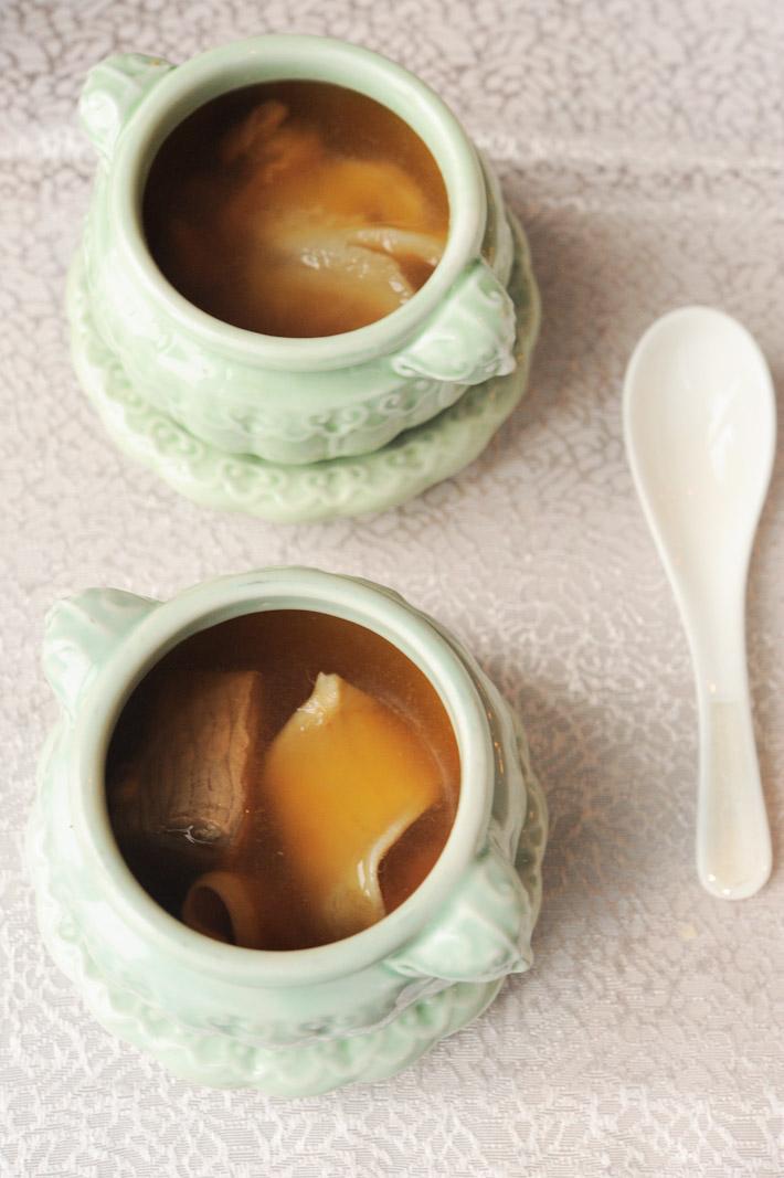 Sea Whelk Soup