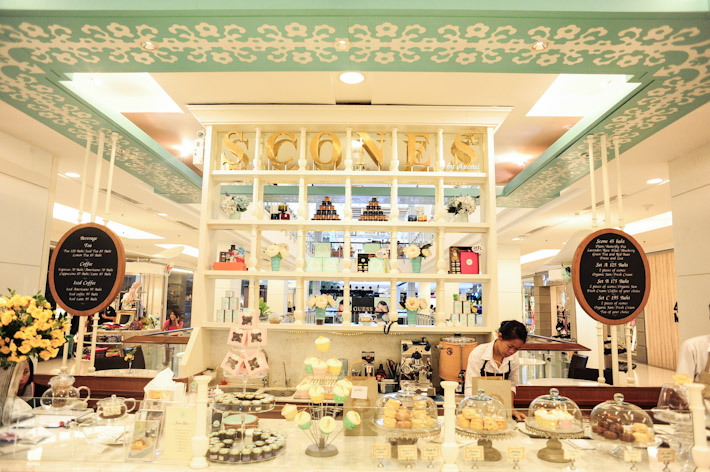 Bangkok Dessert Spots